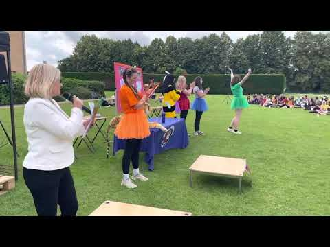 And the results are in! for Wycombe High School Sports Day 2021…