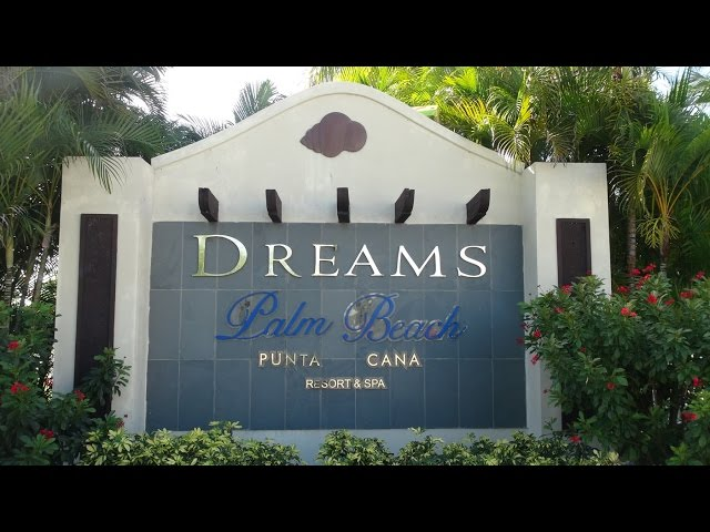 Dreams Palm Beach, Punta Cana