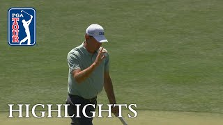 Lucas Glover's early Round 1 highlights from Houston Open