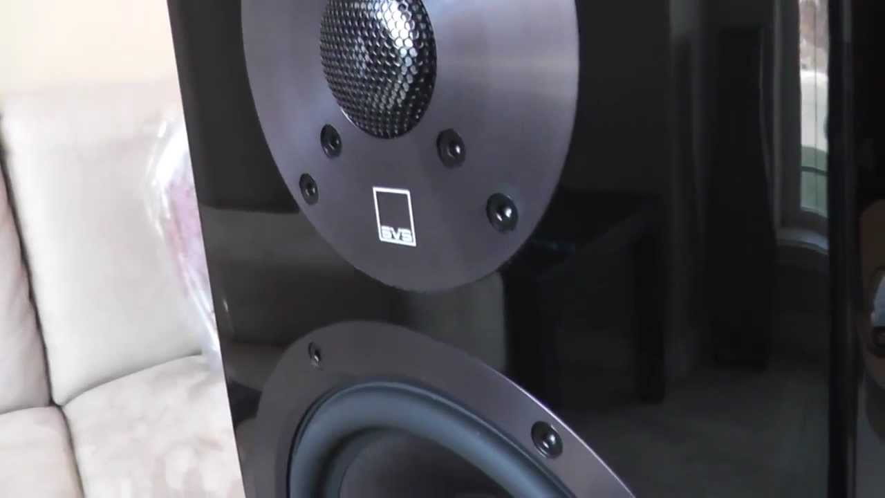 SVS Ultra Series Speakers Video Review