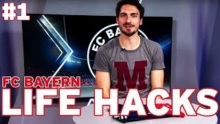 Mats Hummels: How to fold your football shirt   FC Bayern Life Hacks #1