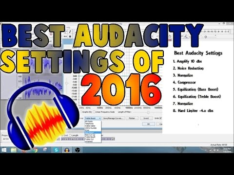 how to use audacity to isolate vocals