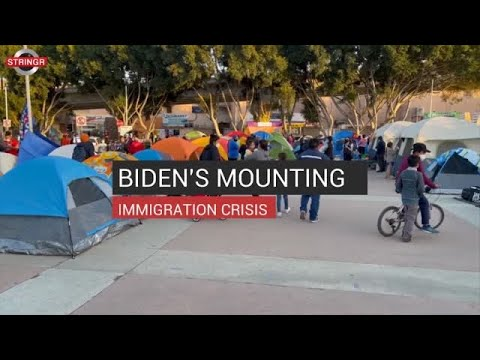 Biden's mounting immigration crisis
