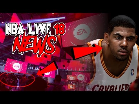 NBA LIVE 18 | HOW TO PLAY IT | REVEAL DATE