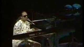 Stevie Wonder - You Will Know - LIVE London Part 7