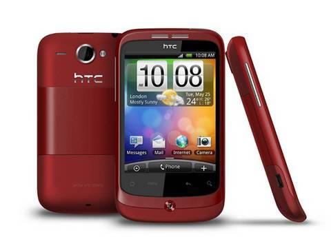 Gizmo - HTC Wildfire First Look