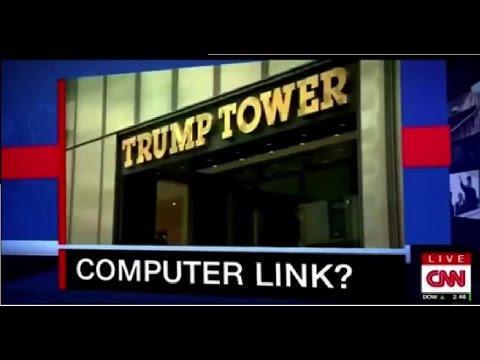 odd computer link between Russian bank Alfa Bank and Trump organization : FBI investigation