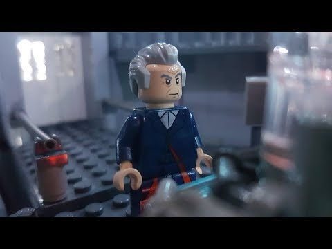 Lego Doctor Who - The 12th Doctor's Regeneration