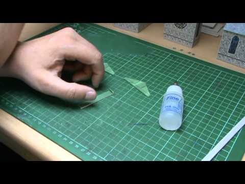 "Wordsworth Model Railway 97 – Tutorial ""Making some engine shed light fittings""."