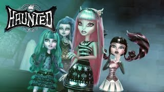 #МонстерХай: Загадочный портал! Призрачно. Мультики для девочек | Monster High