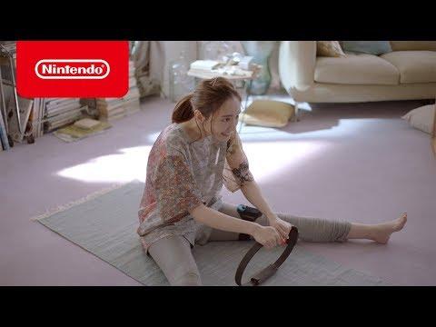 画像2: Nintendo Switch リングフィット アドベンチャー TVCM 冒険篇1 www.youtube.com