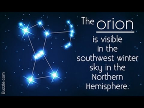 10 Interesting Facts About the Orion Constellation