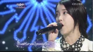 IU y YongHwa (C.N. Blue) - Lucky