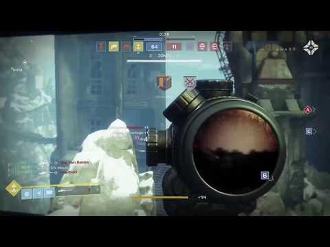 Destiny 2 Best Legendary Sniper 100% Watch Till The End