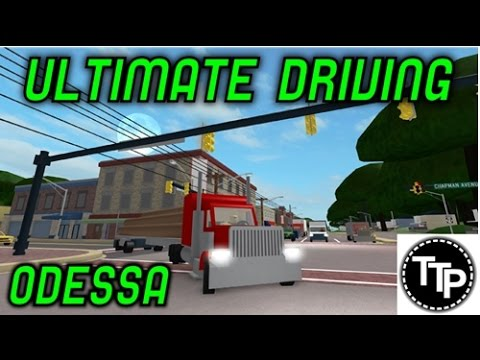 Ultimate Driving: Newark, Westover, and Odessa Ep. 5- New Map?