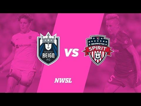 Seattle Reign FC vs. Washington Spirit