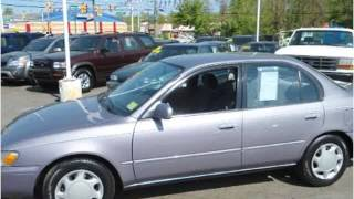 1997 Toyota Corolla Used Cars Dettford NJ
