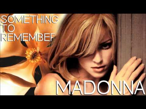 Madonna - 11. One More Chance
