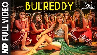 BulReddy Full Video Song | Sita Telugu Movie | Payal Rajput|Bellamkonda Sai Sreenivas,Kajal Aggarwal