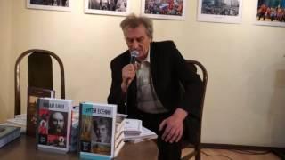 Встреча с Сергеем Куняевым в Библиотеке Автограда