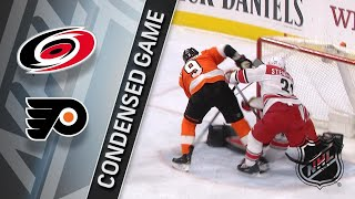 04/05/18 Condensed Game: Hurricanes @ Flyers