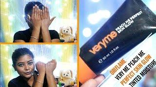 Oriflame//Veryme peach me perfect skin glow//Review//Feedback||SHALINI BHAGAT VLOG||