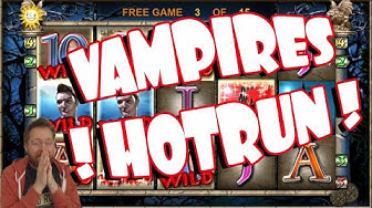 Vampires HOTRUN!!