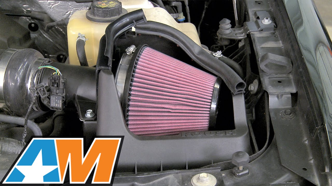 2012-2014 F-150 Roush Cold Air Intake (3.5L EcoBoost ...