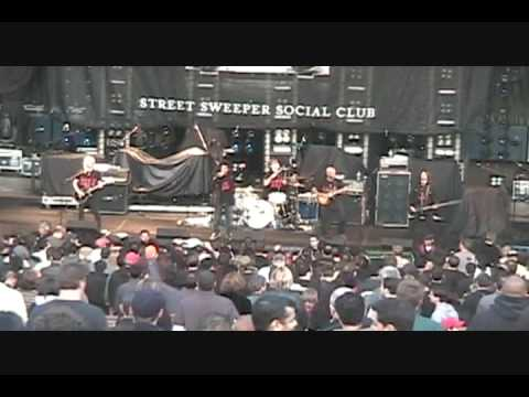 Street Sweeper Social Club: Nobody Move (Til We Say Go) (Mountain View, 05/22/2009)
