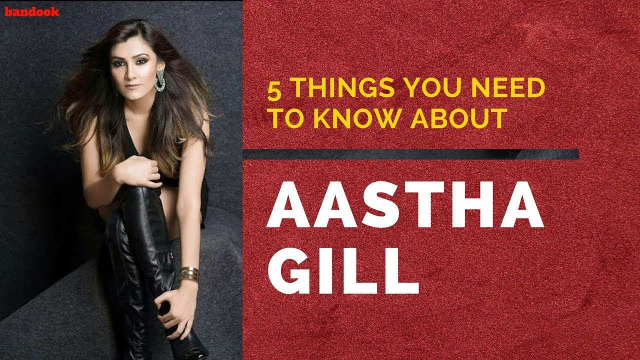 Watch out, world! Aastha Gill is here! - Bandook   Music