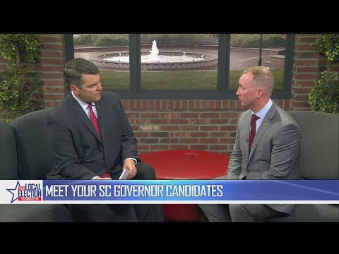 FULL INTERVIEW with SC Governor Candidate John Warren