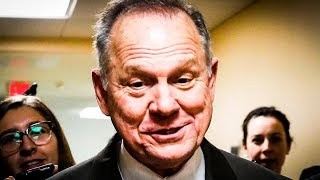 Don't Forget, The GOP WANTED Roy Moore To Win