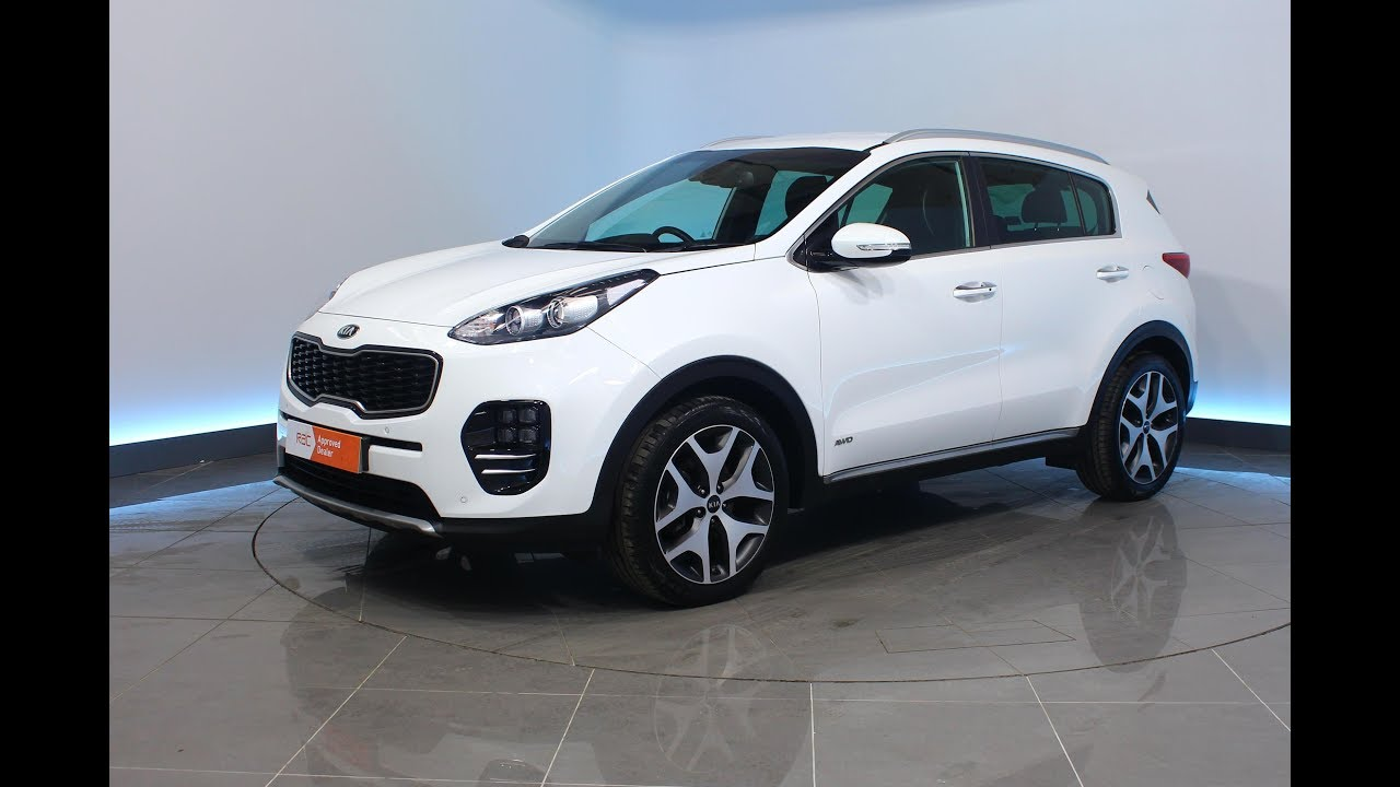 kia sportage 1 6 t gdi gt line dct awd youtube. Black Bedroom Furniture Sets. Home Design Ideas