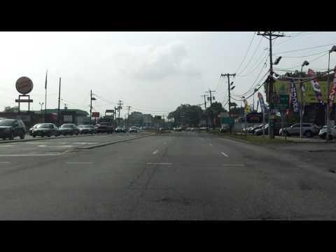 US 46 (NJ 17 to NJ Turnpike) eastbound