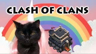 СТРИМ CLASH OF CLANS