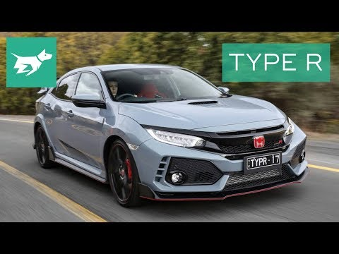 2018 Honda Civic Type R review: tested on track and road!