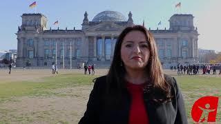 Aufstehen / Würde statt Waffen / Protestkundgebungen - Sevim Dağdelen