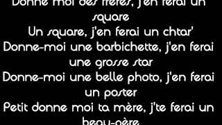 La Fouine - Donne Moi PAROLE CD