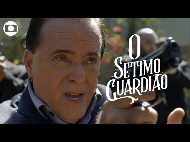 O Sétimo Guardião: último capítulo, sexta, 17 de maio, na Globo