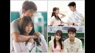 Sweet Moments (Let's Fight Ghost)- Kim So Hyun and Ok Taec-yeon
