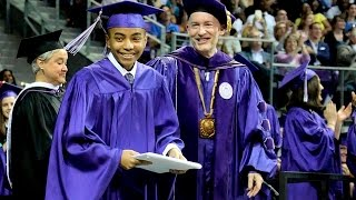 TCU's Youngest Graduate | 14-Year-Old Earns Physics Degree From Graduate College in Texas