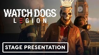 Watch Dogs: Legion Full Gameplay Reveal Presentation - E3 2019