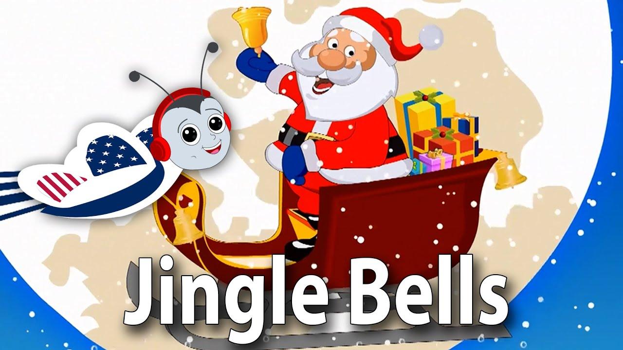 Jingle Bells | Christmas Carols For Children | American Kids Songs Christmas Series - YouTube