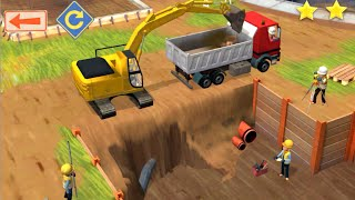 Little Builders Top best apps for kids with Construction Vehicles Mighty Machines Mighty Wheels