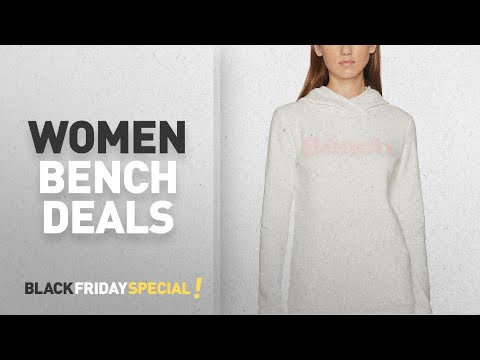Black Friday Women Bench Deals: Bench Women's Corp Print Hoodie