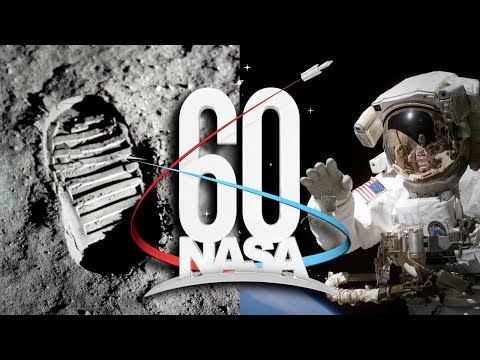 NASA 60th: Humans in Space