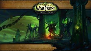 [Live] World Of Warcraft : Legion / Run Guldan Myth + Anthorus Myth