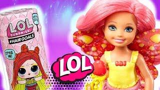 LOL Surprise Hairgoals Wave 2  Nowa przyjaciółka dla Chelsea • Barbie  Toys Land