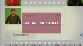 SKR ARMY LOVERS💜💜💜💜💜❤❤❤❤💙PLEASE SHARE LIKE AND COMMENT