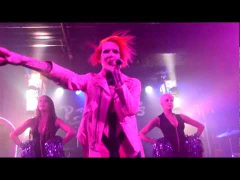 Jeffree Star- Mr. Diva Live Peabodys Cleveland